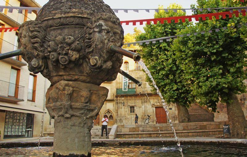 Plaza de San Martín en Estella | Foto: Beatriz de Lucas Luengo