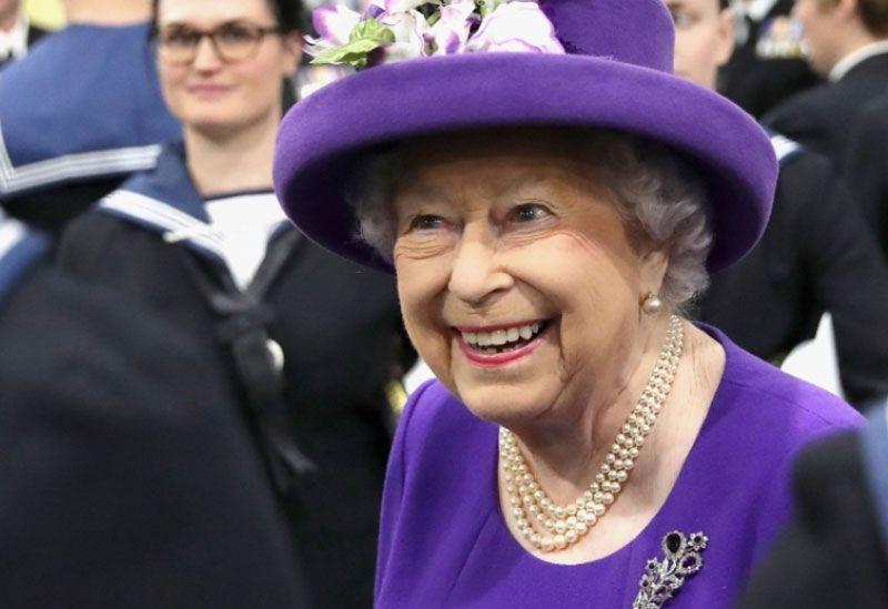Isabel II, reina del Reino Unido | Foto: Casa real británica
