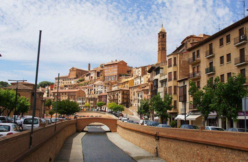 Panorámica de la ciudad de Tarazona | Foto: Beatriz de Lucas Luengo