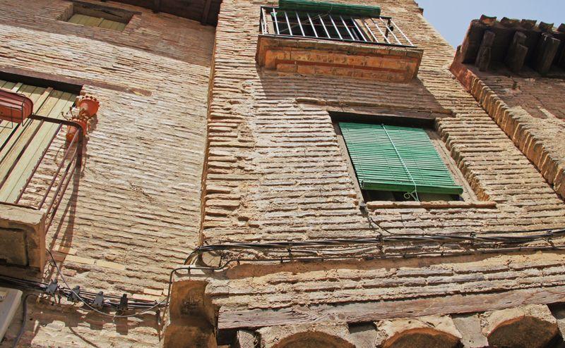 Casa del judío en Tudela | Foto: Beatriz de Lucas Luengo