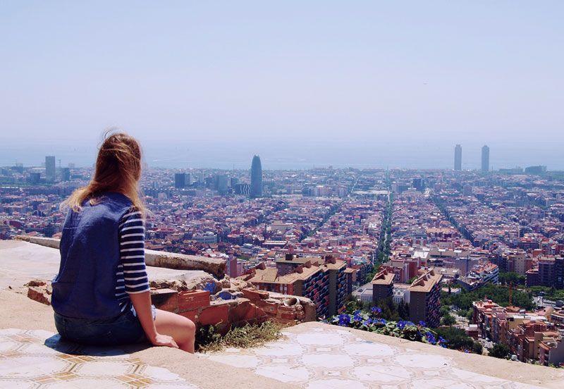 Vista de la ciudad de Barcelona | Foto: Pixabay