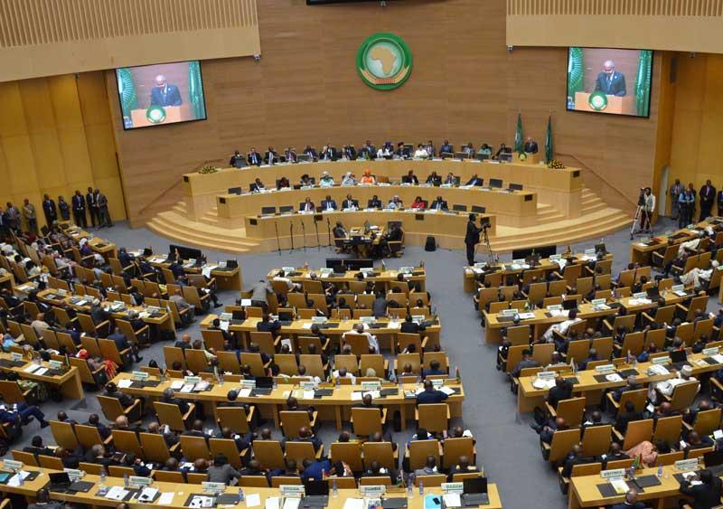 Asamblea de la Unión Africana | Foto: Unión Africana