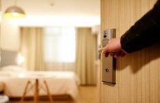 Seguridad en las habitaciones de hotel