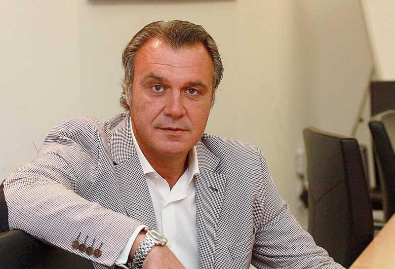 Rafael Gallego, presidente de CEAV