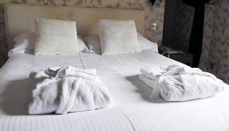Cama de hotel | Foto: Pixabay