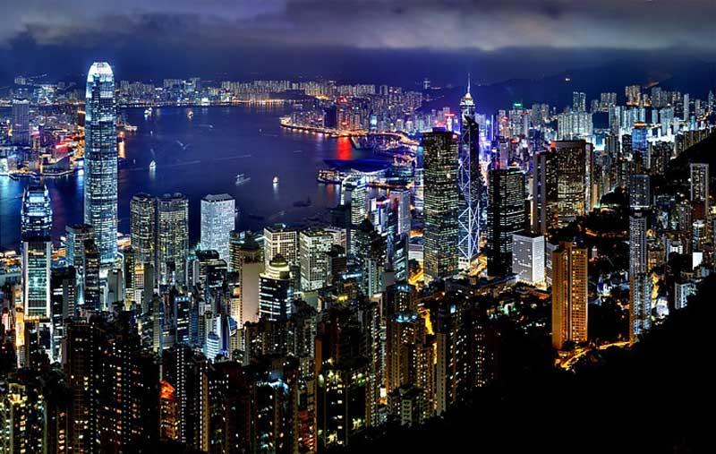 Panorámica de Hong Kong | Foto: Pixabay
