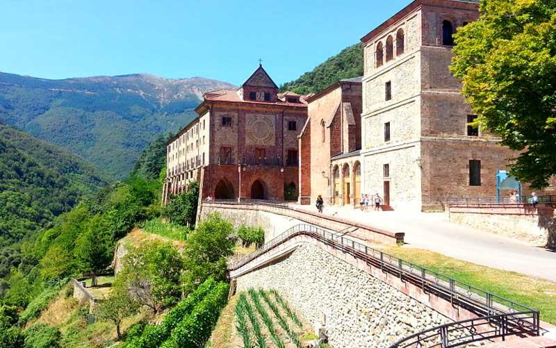 Monasterio de Valvanera en La Rioja