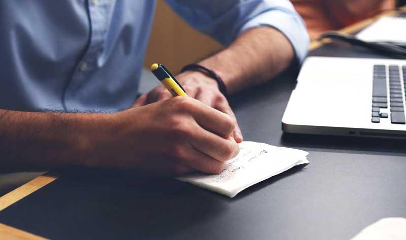Trabajo online | Fuente: Pixabay