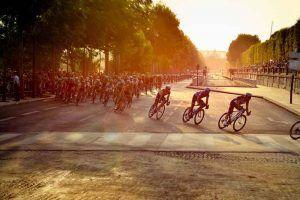 De viaje con el Tour de Francia