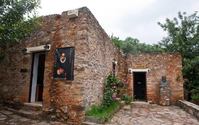 Casa del Greco en Fódele