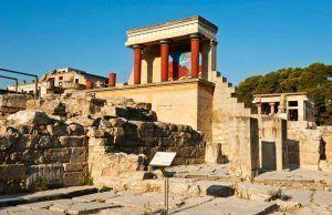 ¿Quién construyó el laberinto de Creta?