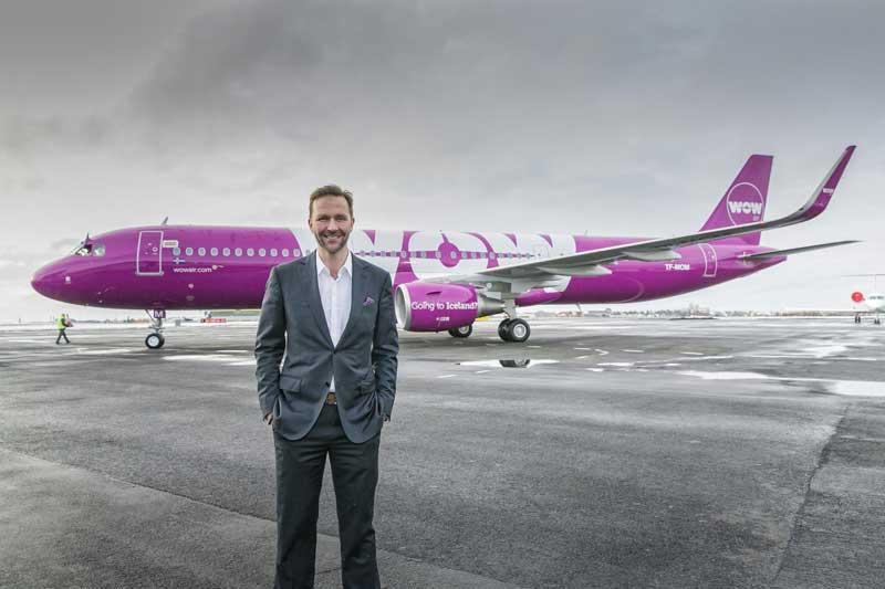 Skuli Mogensen, CEO de WowAir