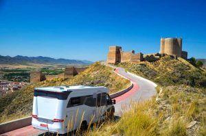 El alquiler de autocaravanas avanza como opción vacacional