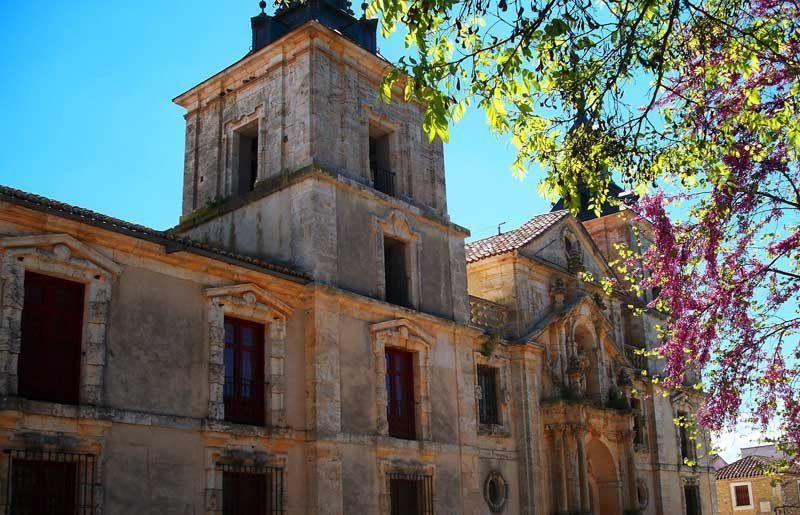 Nuevo Baztán: Palacio-Iglesia de Goyeneche
