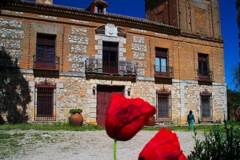 Palacio del Marqués de Legarda en Ambite | Foto: David Fernández