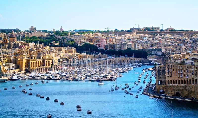 Puerto de Malta | Foto: Pixabay