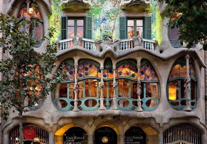 Planta noble de la Casa Batlló | Foto: Casa Batlló