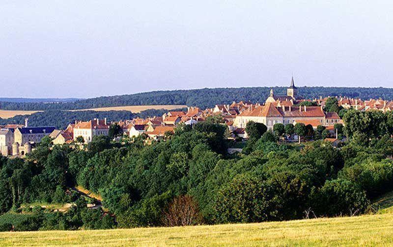 Flavigny-sur-Ozerain, donde se rodó Chocolat
