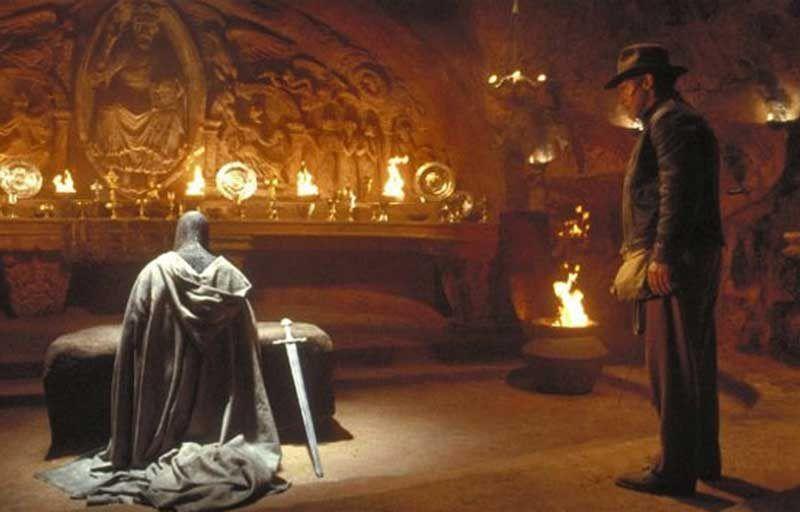 ¿Dónde se rodó Indiana Jones?