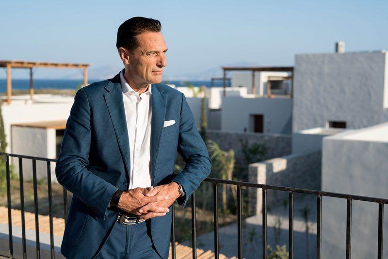 Peter Franhauser, CEO de Thomas Cook | Foto: Thomas Cook