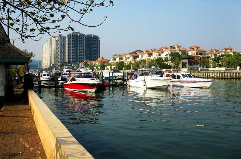 Puerto de Ancol en Yakarta | Foto: Pixabay