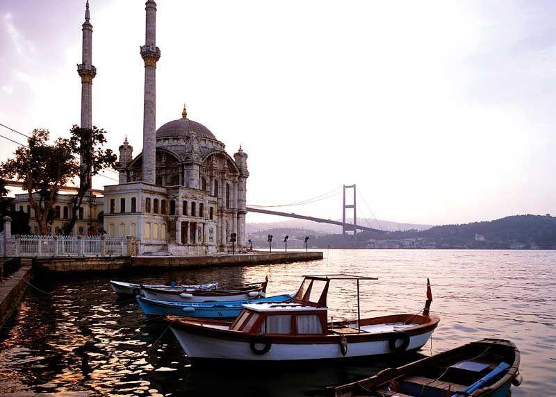 Barrio de Ortaköy en Estambul | Foto: Oficina de Turismo de Turquía