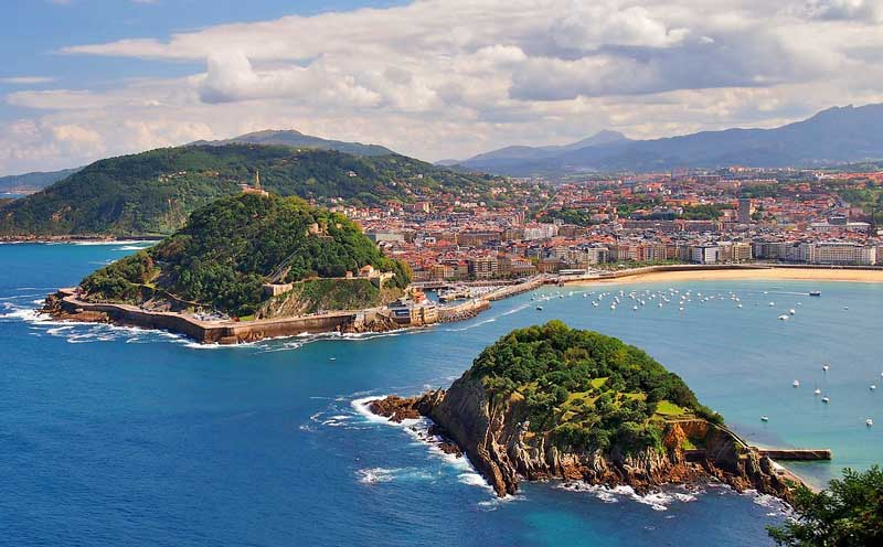 Las 14 ciudades españolas que se reparten un quinto de las reservas hoteleras