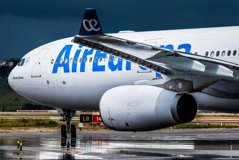 IAG compra Air Europa por 1.000 millones de euros