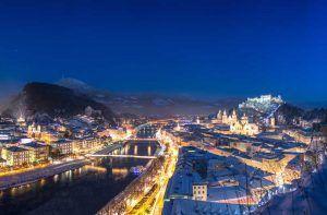 Qué ver en Salzburgo si vas esta Navidad