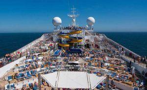 Covid-19: los cruceros se juegan 150.000 millones de dólares