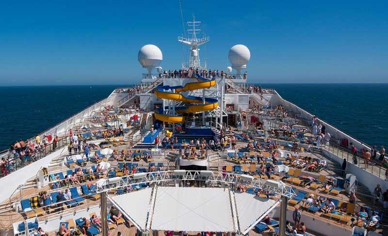 MSC Cruceros firma un acuerdo con Arabia Saudí para realizar cruceros en el Mar Rojo
