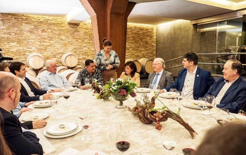 La Rioja acoge las cocinas de Masterchef en su última emisión