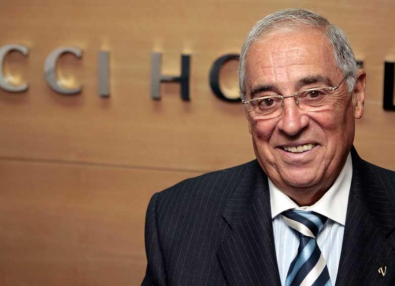 Rufino Calero, el emprendedor en serie de la hotelería, muere con 84 años