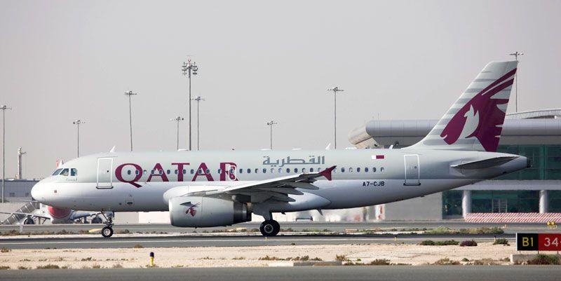 Funcionarios de Qatar realizaron exploraciones íntimas a viajeras de un vuelo de Qatar Airways