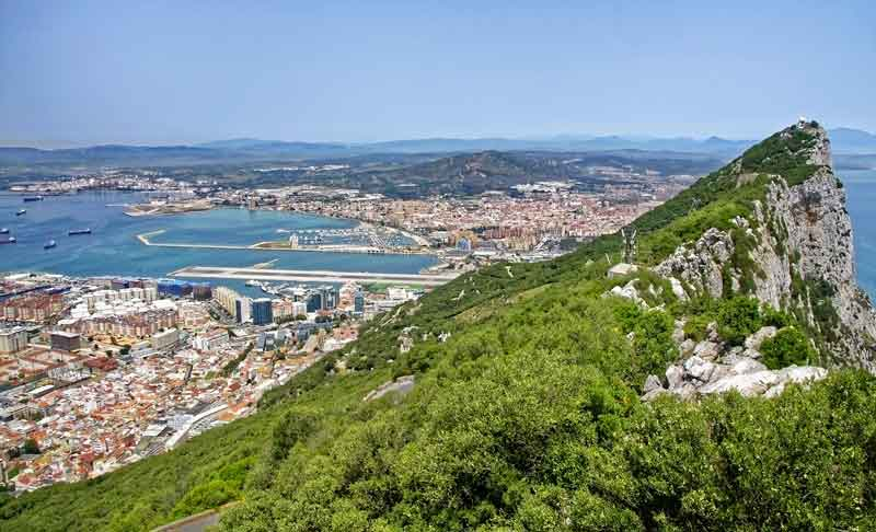 Gibraltar pertenece al Reino Unido