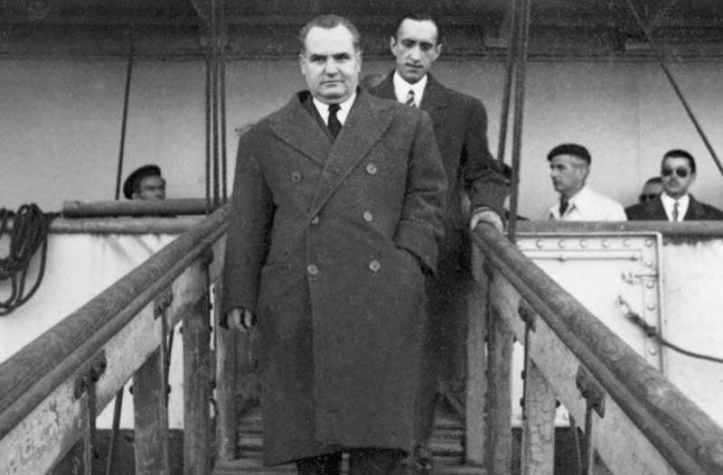 Demetrio Carceller, la biografía más completa
