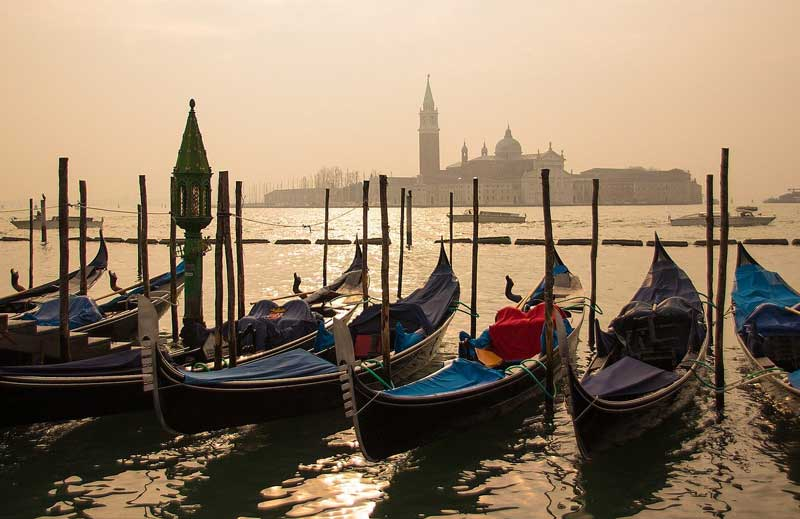 Reseña de 'Cinco horas en Venecia'