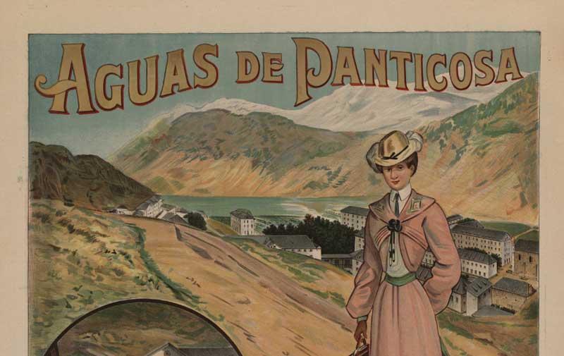Breve historia del origen del turismo en España